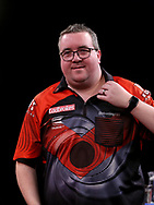Stephen Bunting during the 2018 Players Championship Finals at Butlins Minehead, Minehead, United Kingdom on 24 November 2018.