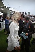 Lady Alexandra Gordon-Lennox. Glorius Goodwood. 27 July 2005. ONE TIME USE ONLY - DO NOT ARCHIVE  © Copyright Photograph by Dafydd Jones 66 Stockwell Park Rd. London SW9 0DA Tel 020 7733 0108 www.dafjones.com