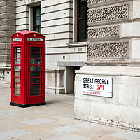 Red Telephone Box;<br />