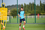 Heung-Min Son during Tottenham Training Session at Tottenham Training Centre, Enfield, United Kingdom on 13 September 2016. Photo by Jon Bromley.