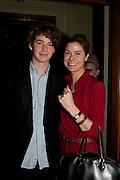 MILO GOODER; TORY EWEN, Wallpaper Design Awards 2012. 10 Trinity Square<br /> London,  11 January 2011.