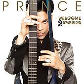 "April 08, 2021 - WORLDWIDE: Prince ""Welcome 2 America"" Single Release"