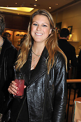 LADY RACHEL FITZALAN-HOWARD daughter of the 18th Duke of Norfolk at a party hosted by Links of London to launch their new Driver Chicane Chronograph Watch held at Lonks, Sloane Square, London on 24th September 2008.
