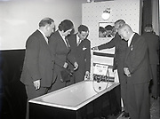 plastic Baths Launching Reception at Shelbourne Hotel 12-12-1958