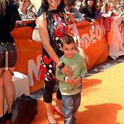 NLD/Amsterdam/20070519 - Inloop Kids Choice Awards 2007, ............
