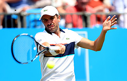 France's Julien Benneteau in action during day two of the 2017 AEGON Championships at The Queen's Club, London.