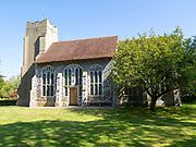 Saint Nicholas chapel, Gipping, Suffolk, England, UK