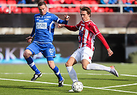 FotballFørstedivisjonTromsø IL vs Ranheim04.05.2014Runar Espejord, TromsøDaniel Skjølberg Krogstad(?), RanheimFoto: Tom Benjaminsen / Digitalsport