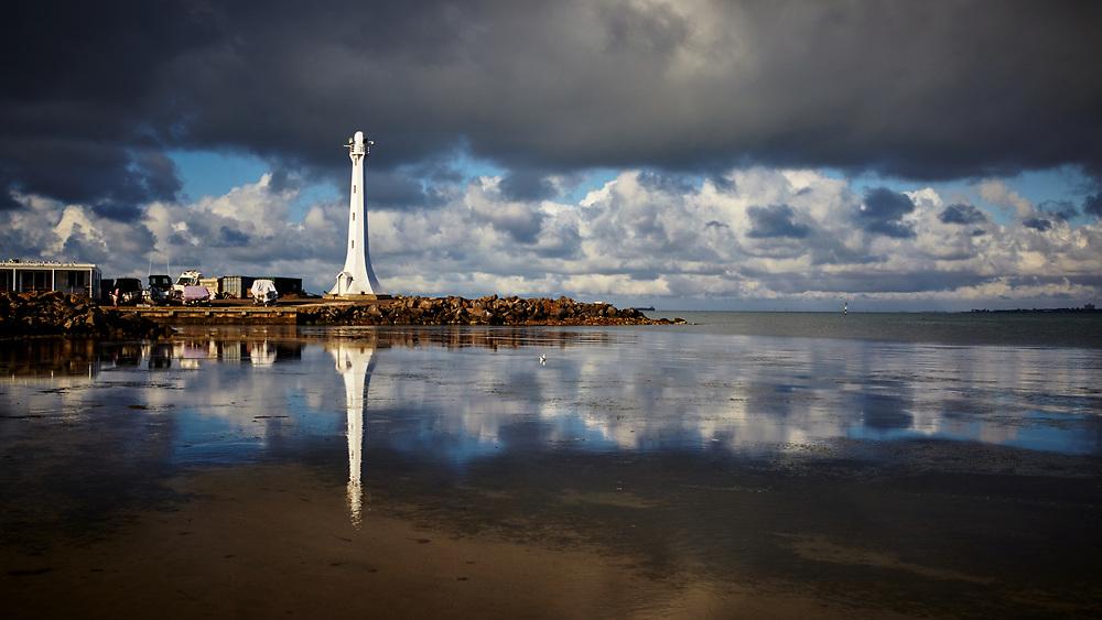 St Kilda Marina Lighthouse, 2016