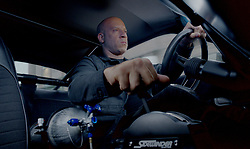 RELEASE DATE: April 14, 2017 TITLE: The Fate of the Furious STUDIO: Universal Pictures DIRECTOR: F. Gary Gray PLOT: When a mysterious woman seduces Dom into the world of crime and a betrayal of those closest to him, the crew face trials that will test them as never before STARRING: Vin Diesel, Jason Statham, Dwayne Johnson. Credit Image: