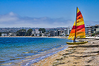 Windsurfing, Mission Beach