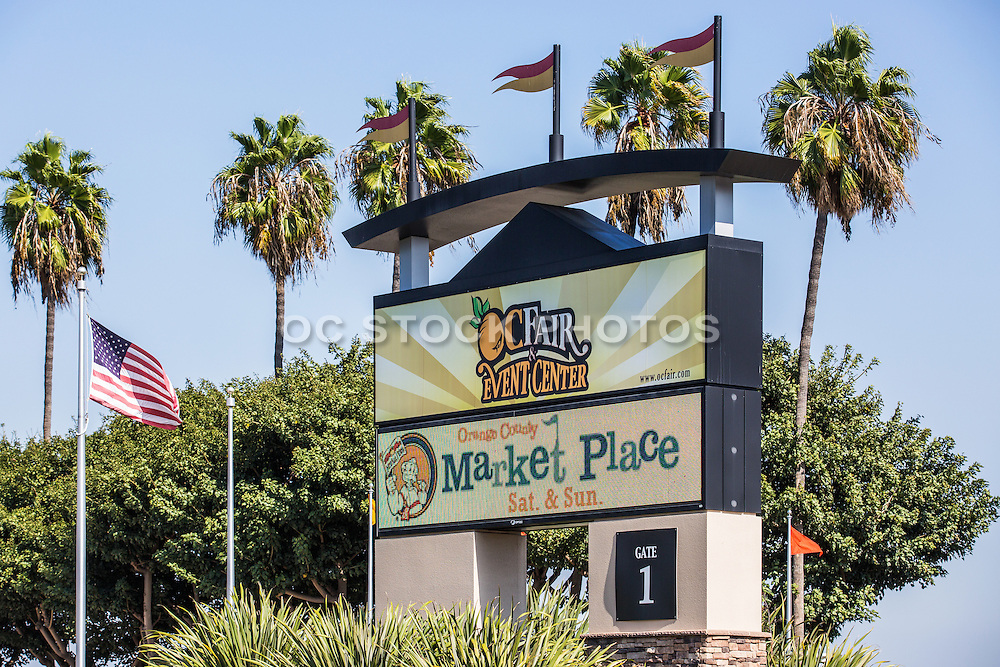 OC Fair & Event Center and Orange County Market Placea