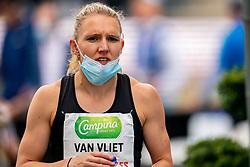 Leonie Van Vliet during FBK Games 2021 on 06 june 2021 in Hengelo.