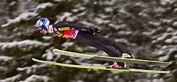 28.12.2010, Schattenbergschanze, Oberstdorf, GER, Vierschanzentournee, Oberstdorf, Training, im Bild Adam Malysz, POL, during the 59th Four Hills Tournament Training in Oberstdorf, EXPA Pictures © 2010, PhotoCredit: EXPA/ P. Rinderer