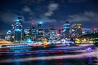 Sydney Harbour @ Night
