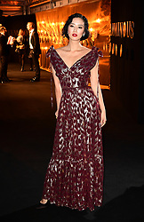 Betty Bachz attending the BFI Luminous Fundraising Gala held at the Guildhall, London.