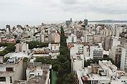 Una panoramica di Montevideo, 14 dicembre 2015.  Christian Mantuano / OneShot