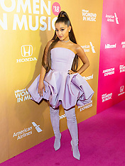 Billboard 13th Annual Women In Music 2018 Event - 06 Dec 2018