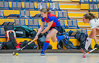 AMSTERDAM -  Zaalhockey hoofdklasse, Amsterdam D1-SCHC D1.   COPYRIGHT KOEN SUYK