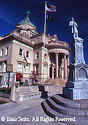 Southwest PA, Somerset Co., Courthouse, Somerset, Pennsylvania
