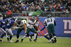 2017 Philadelphia Eagles at New York Giants at MetLife Stadium on December 17, 2017 in East Rutherford, New Jersey. (Photo by Hunter Martin/Philadelphia Eagles)