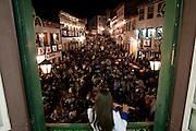 Diamantina_MG, Brasil...Tradicional Vesperata em Diamantina, Minas Gerais...Traditional Vesperata in Diamantina, Minas Gerais...Foto: MARCUS DESIMONI / NITRO