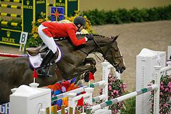 Ward Mclain (USA) - Sapphire<br /> Third in first Class<br /> World Cup Final Las Vegas 2009<br /> Photo © Dirk Caremans