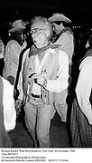 Richard Snyder. Wild West Hoedown. New York. 26 November 1990. Film 90979f17<br />© Copyright Photograph by Dafydd Jones<br />66 Stockwell Park Rd. London SW9 0DA<br />Tel 0171 733 0108