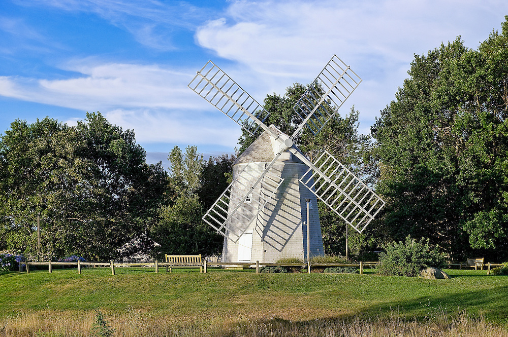 Jonathan Young Windmill, Orleans, Cape Cod, MA, USA