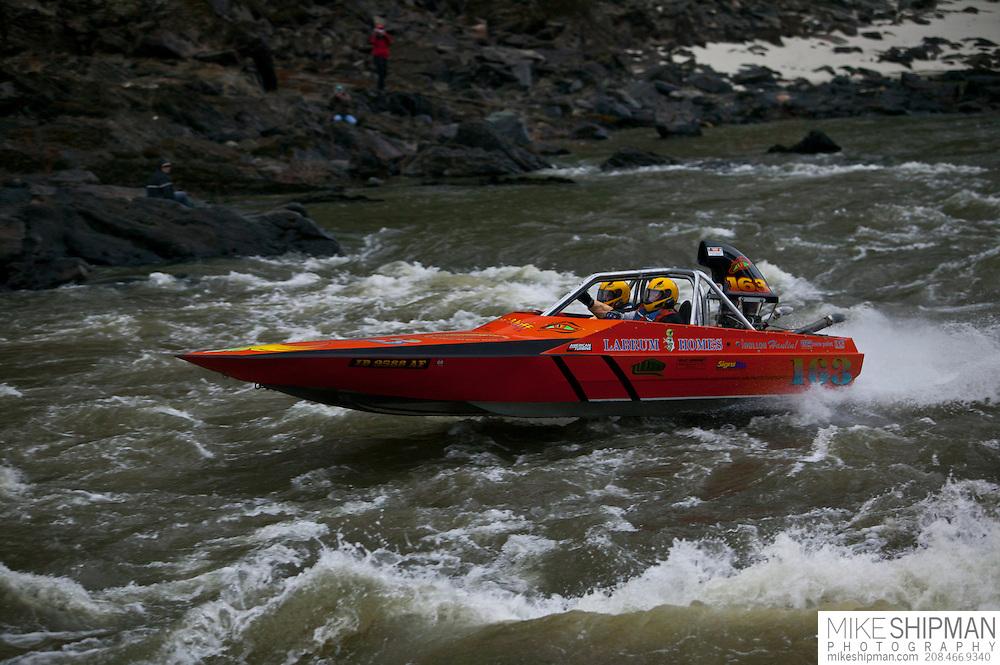 2008 salmon River Jet Boat Race