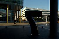 19/Noviembre/2014 Cornellà de Llobregat. Barcelona.<br /> Parque empresarial World Trade Center Almeda propiedad de Merlín Properties.<br /> <br /> © JOAN COSTA