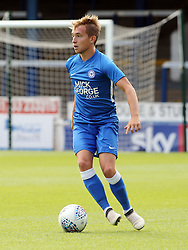 Louis Reed of Peterborough United - Mandatory by-line: Joe Dent/JMP - 28/07/2018 - FOOTBALL - ABAX Stadium - Peterborough, England - Peterborough United v Bolton Wanderers - Pre-season friendly