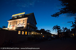 The Winnipesaukee Marketplace on Lakeside Avenue in the Weir's during Laconia Motorcycle Week 2016. USA. Thursday, June 16, 2016.  Photography ©2016 Michael Lichter.