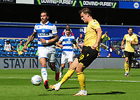 Football - 2019 / 2020 Championship - Queens Park Rangers vs Millwall<br /> <br /> Ex QPR player, Matt Smith scoring his first second half  goal for Millwall, at the Kiyan Prince Foundation Stadium (Loftus Road).<br /> <br /> COLORSPORT/ANDREW COWIE