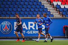 Paris St Germain Training - 16 May 2018