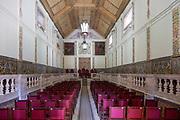 Great hall chapel Colégio do Espírito Santo, historic University, Evora, Alto Alentejo, Portugal, Southern Europe