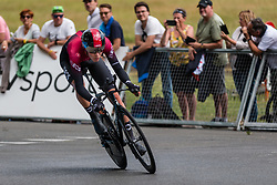 Luke Rowe (GBR) of Team Ineos (GBR,WT,Pinarello) during stage 2 TTT from Bruxelles to Brussel of the 106th Tour de France, 7 July 2019. Photo by Pim Nijland / PelotonPhotos.com   All photos usage must carry mandatory copyright credit (Peloton Photos   Pim Nijland)