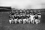 24/04/1966<br /> 04/24/1966<br /> 24 April 1966<br /> National Hurling League, Division II Final: Galway v Longford at Croke Park, Dublin.<br /> Galway team
