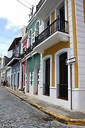 San Juan, Puerto Rico, The old town