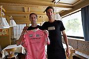 Matt Terry Portrait-2011 Giro d' Italia Sella Ronda