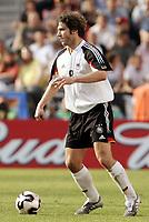 Fotball<br /> Confederations Cup 2005<br /> 18.06.2005<br /> Tyskland v Tunis<br /> Foto: Dppi/Digitalsport<br /> NORWAY ONLY<br /> <br /> TORSTEN FRINGS (GER)