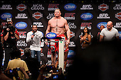 UFC 116 weigh-ins