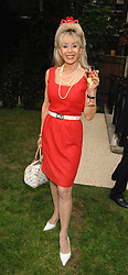 SALLY FARMILOE at a reception for the Friends of The Castle of Mey held at The Goring Hotel, London on 20th May 2008.<br /><br />NON EXCLUSIVE - WORLD RIGHTS