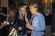Laura Parker Bowles and Candida Lycett-Green, Tom Parker Bowles, Susan Hill and Matthew Rice host party to launch 'E is For Eating' Kensington Place. 3 November 2004.  ONE TIME USE ONLY - DO NOT ARCHIVE  © Copyright Photograph by Dafydd Jones 66 Stockwell Park Rd. London SW9 0DA Tel 020 7733 0108 www.dafjones.com