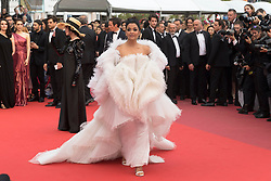 Premiere of 'La Belle Epoche' during the 72nd Cannes Film Festival at Palais des Festivals in Cannes, France, on 20 May 2019. 20 May 2019 Pictured: Aishwarya Rai attends the premiere of 'La Belle Epoche' during the 72nd Cannes Film Festival at Palais des Festivals in Cannes, France, on 20 May 2019. Photo: Vinnie Levine. Photo credit: 2019 Hubert Bösl / MEGA TheMegaAgency.com +1 888 505 6342