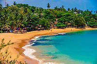 Tangalle Beach, Southern Province, Sri Lanka.
