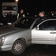 Tineke Verburg dronken aangehouden verkeerscontrole