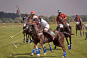 Nikolina Gora, Moscow Region, Russia, 25/06/2005..The Russian Polo Cup 2005, organised by the Russian Federation of Polo Players and the Moscow Polo Club.