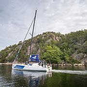 Dernière étape du Teamwork Sailing Tour en Norvège entre HANKO et OSLO