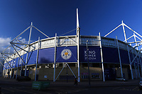 Football - 2020 / 2021 Europa League - Group F - Leicester City vs Zorya Luhansk - King Power Stadium<br /> <br /> A detail of the scoreboard.<br /> <br /> COLORSPORT/ASHLEY WESTERN